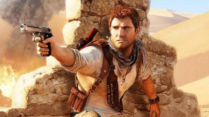 Uncharted 3: Drake's Deception -Test