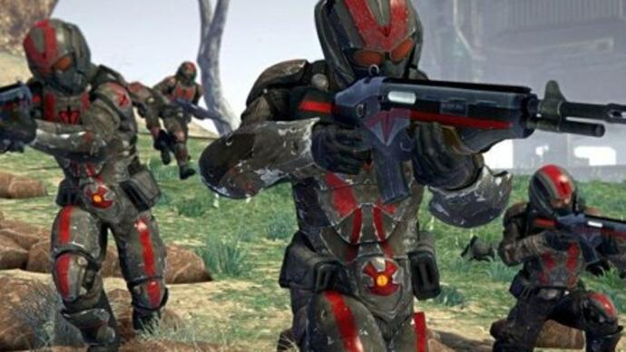 Sony accepting PlanetSide 2 betaapplications