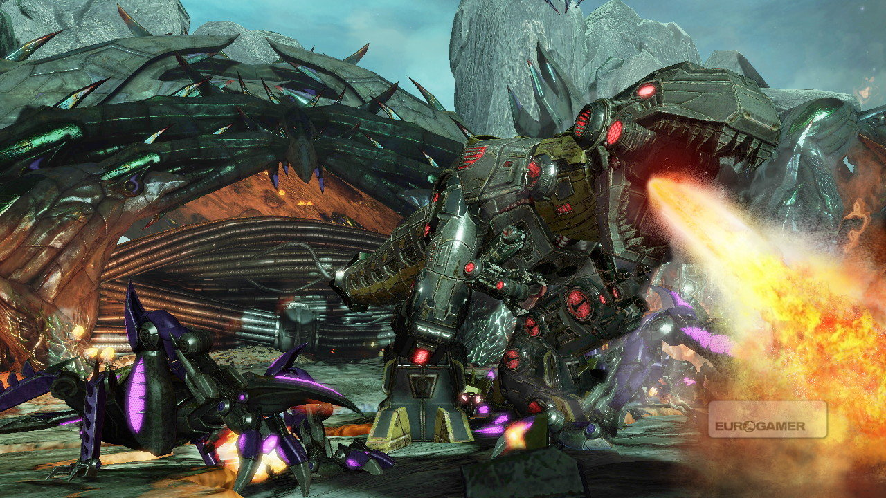 download game transformers fall - photo #27