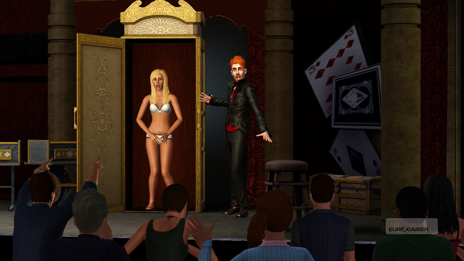 Features of The Sims 3 Supernatural PC Game