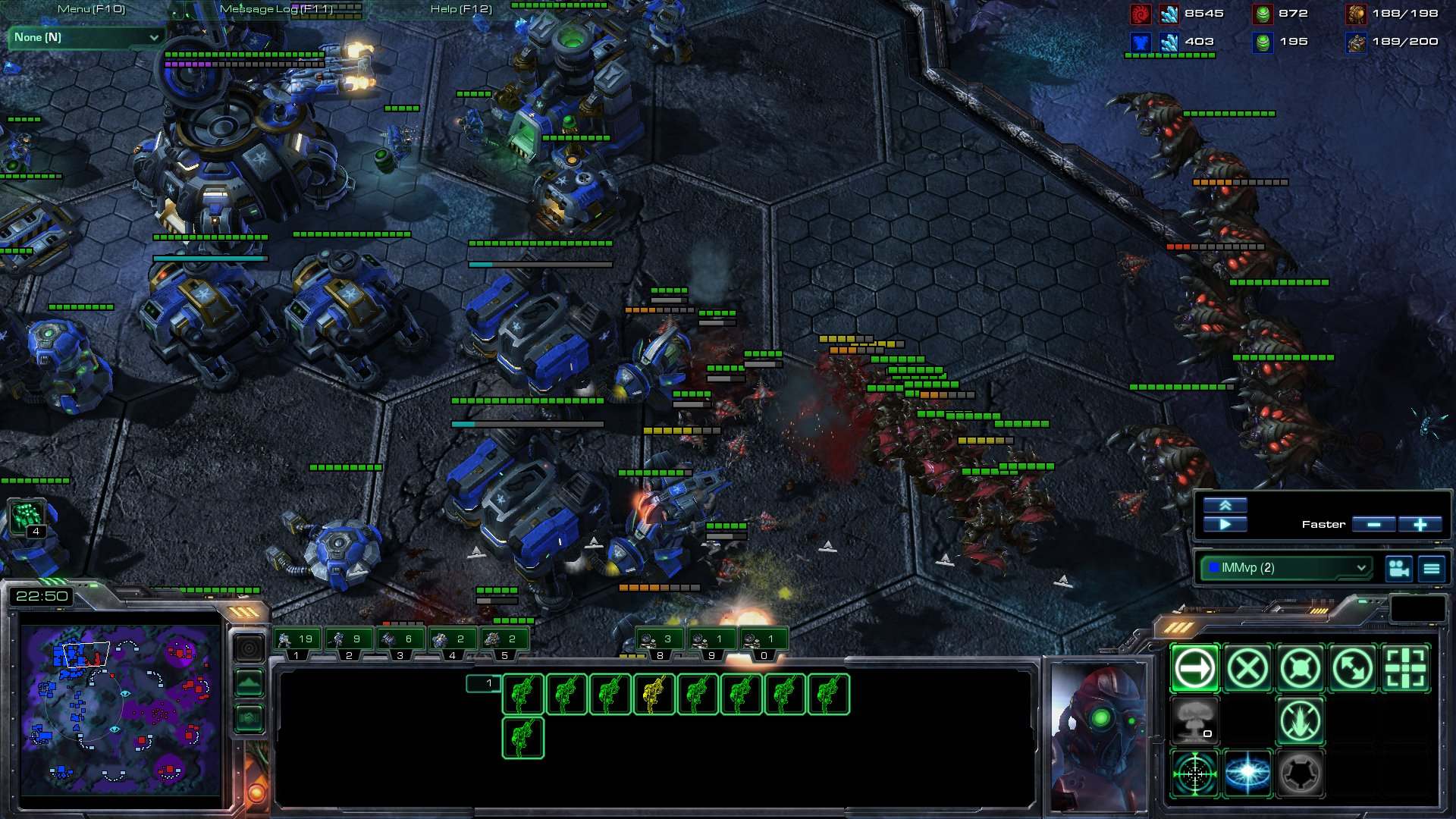 Always show healthbars? Yes? No? - StarCraft Forums