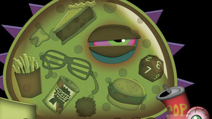 Tales From Space: Mutant Blobs AttackReview