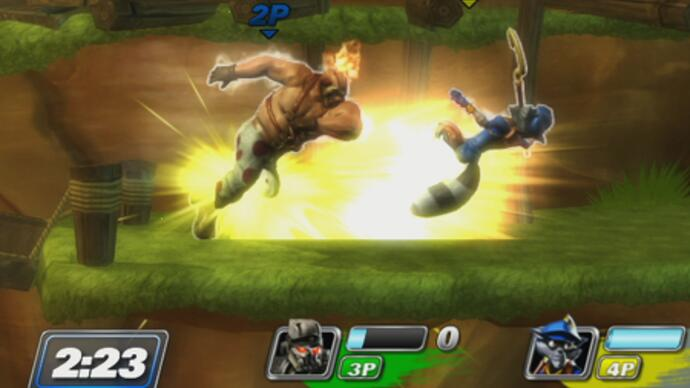 PlayStation All-Stars Battle Royale Preview: Super SmashingGreat?