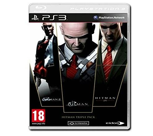 Hitman Hd Collection Spotted For Ps3 Eurogamer Net