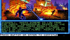 1990 - Buck Rogers: SSI probierte so ziemlich alle AD&D Spin-Off-Settings durch.