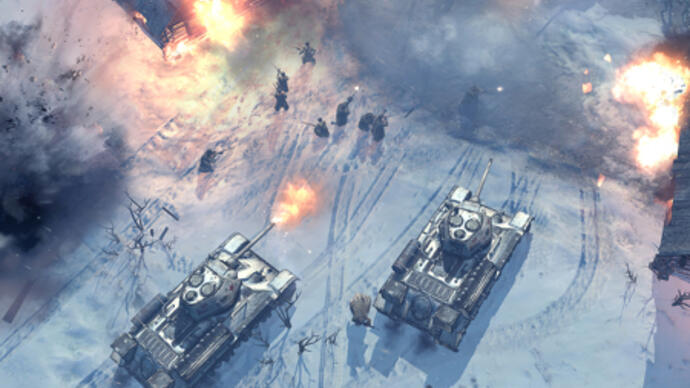 First Company of Heroes 2 trailer goes over thetop
