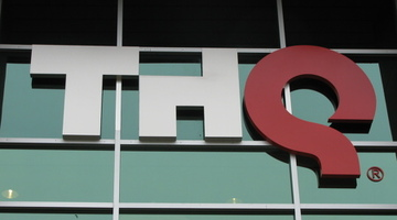 "THQ's ""heavy lifting is done"""