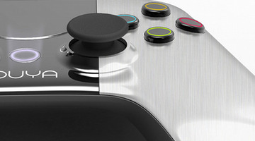 """Ouya console will be """"as big as iPhone"""""""