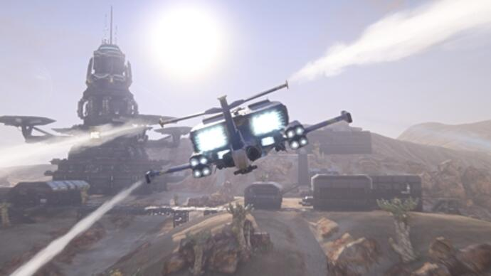PlanetSide 2 Preview: Tomorrow's Shooter,Today