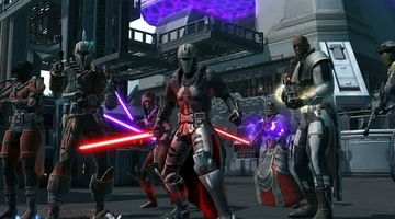 Star Wars: The Old Republic could attract up to 50m monthly players says Wedbush
