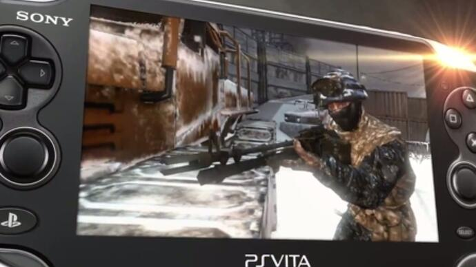Call of Duty: Black Ops Declassified Preview: StrippedBlack