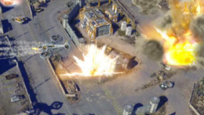Command & Conquer: Generals 2 won't launch withsingle-player