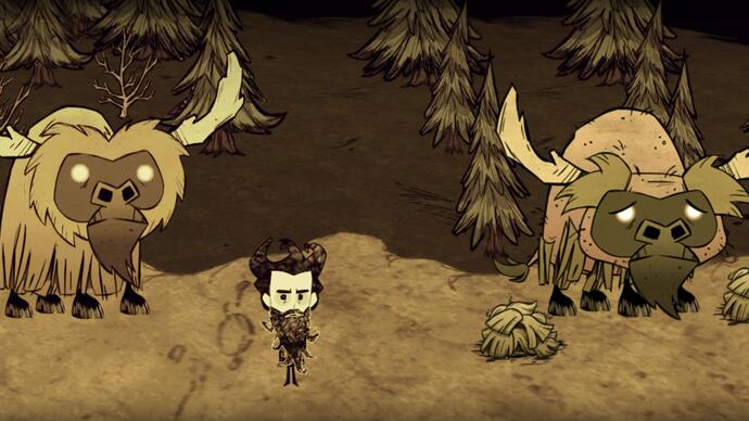 Shank dev's upcoming survival game Don't Starve enters beta, goes onsale
