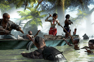 Dead Island Riptide adds base defence