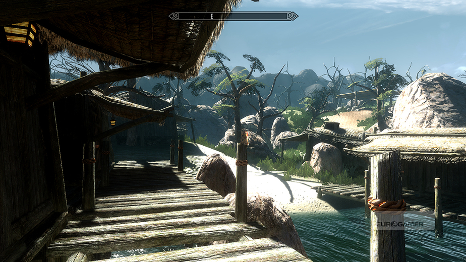 Morrowind and Cyrodill coming to SKYRIM! - System Wars