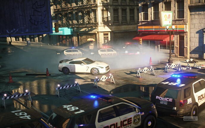 Most Wanted: A Criterion Game, but is it Need for Speed or