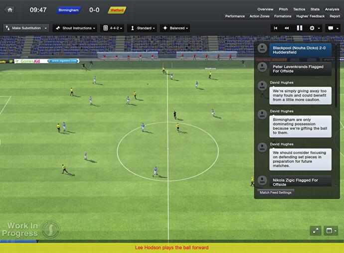 Analysis of Football Manager 2013