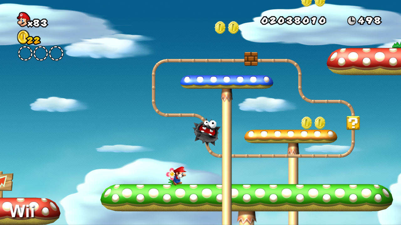 New Super Mario Bros Wii Review Mrn
