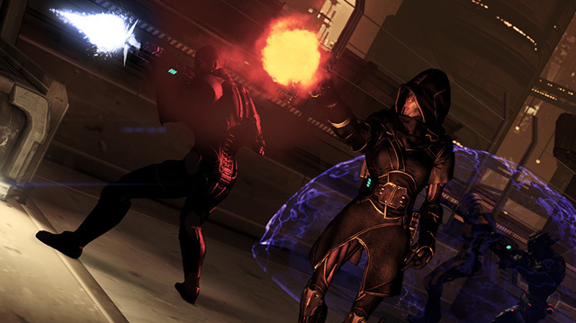 Mass Effect 3 Omega DLC Adds First Female Turian