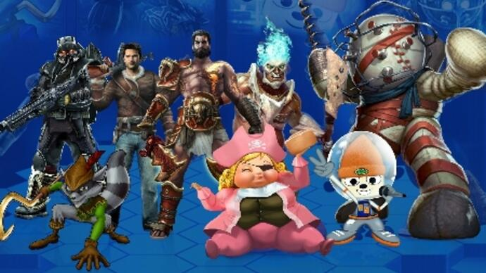 PlayStation All-Stars Battle Royalereview
