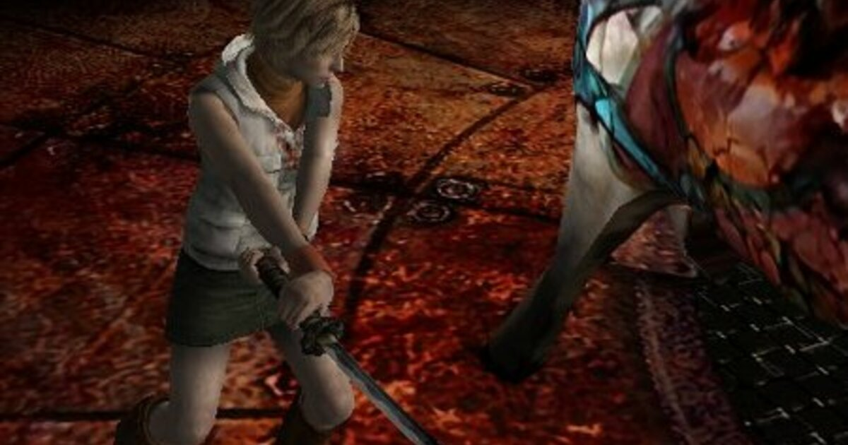 Pubg On Hd 630: Silent Hill HD Collection Finally Gets PS3 Patch