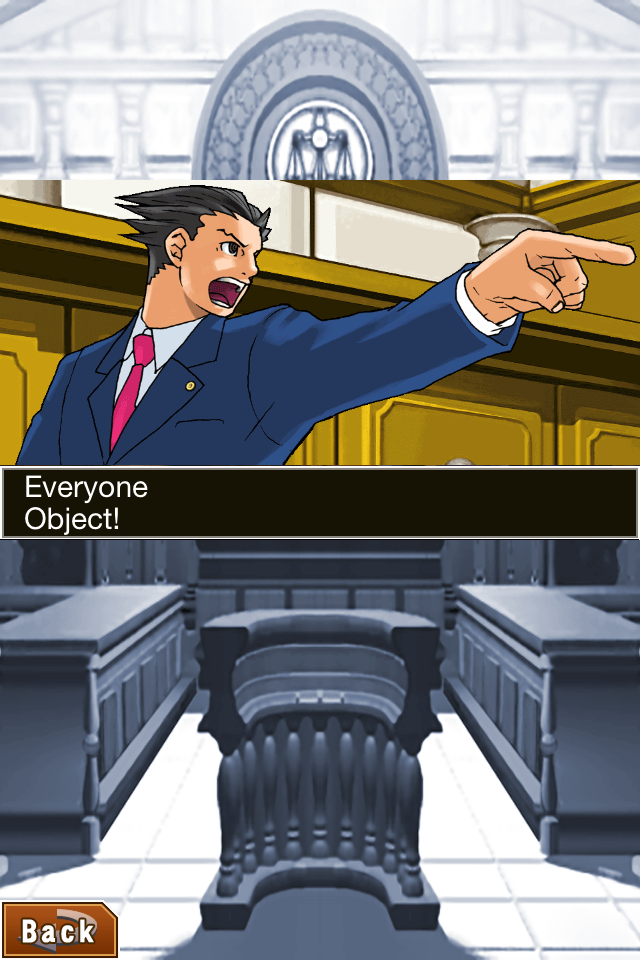 Ace Attorney Online Guide
