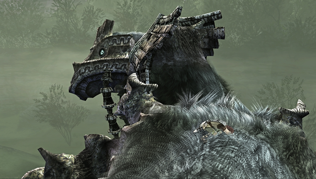 an analysis of the colossus In any discussion about video games as art, at least one person will simply answer, shadow of the colossus, as an argument that speaks for itself let's fi.