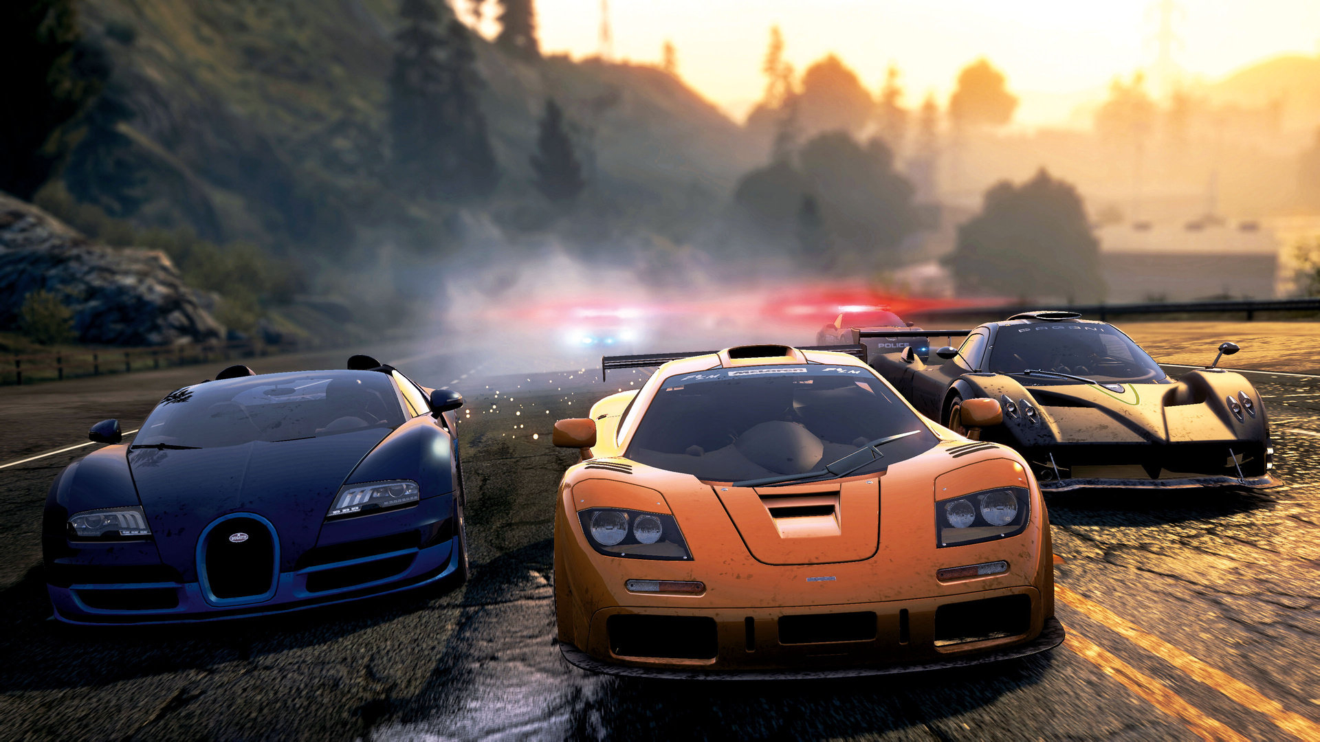 need for speed most wanted 2012 - PC GAME