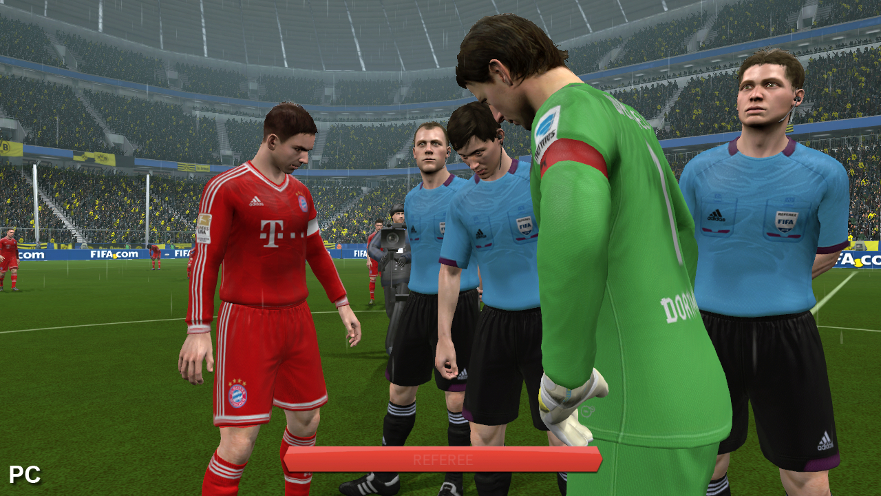 Face off fifa 14 eurogamer voltagebd Image collections