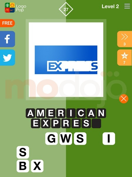 androidgamesreviews: Logo Pop Cheats, Answers & Solutions: Level 21-30
