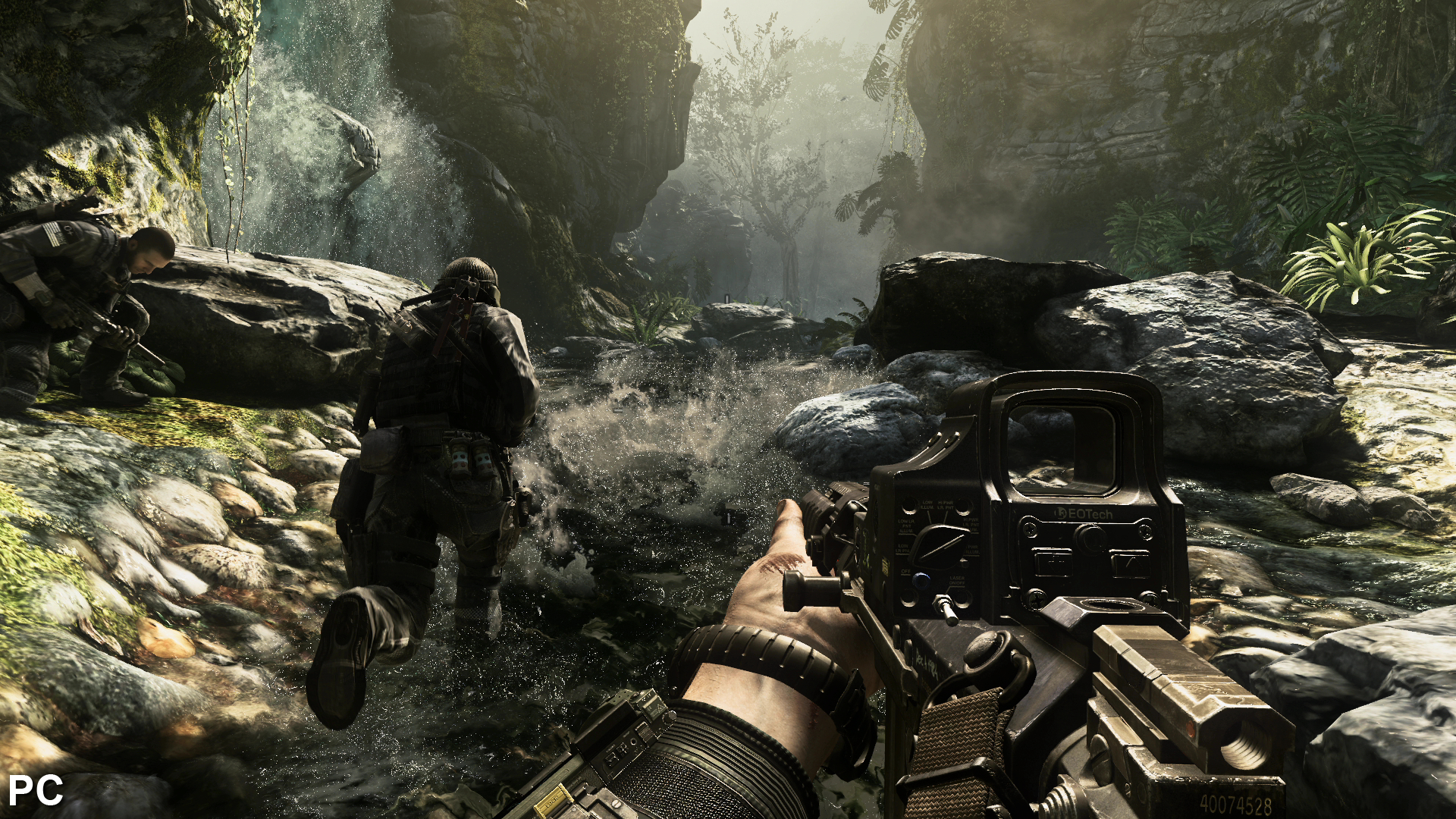 Call of Duty: Ghost: system requirements on PC