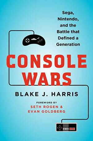 Sony Pictures vai produzir o filme Console Wars Jpg