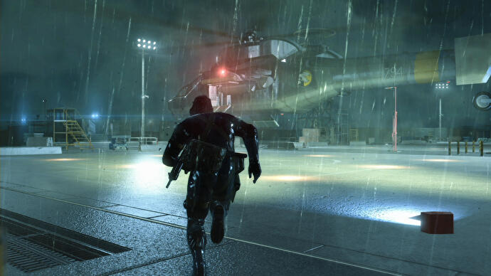 Análisis Metal Gear Solid V: Ground Zeroes