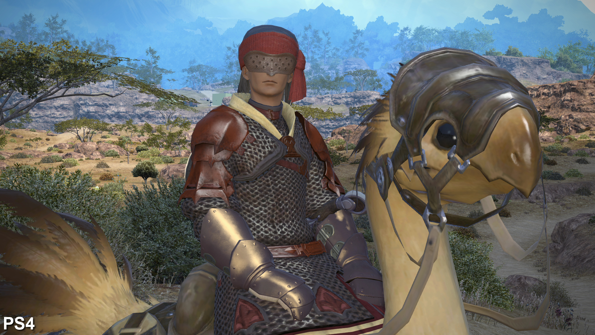 Face-Off: Final Fantasy 14: A Realm Reborn on PS4