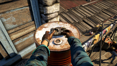 Will tessellation be in effect for the final release? Most geometry is smoothly rounded, but objects such as explosive barrels and tyres show cruder wireframes in the demo build shown.