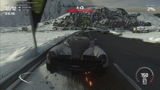 In terms of physics, DriveClub's damage model has each car convincingly chip, scratch and deform based on impact, while objects such as track markers go flying.