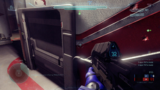 As a demonstration of Halo 5's up-ended engine, the medium-sized maps shown so far don't match the vibrant level of detail seen in Halo 4's Ragnarok stage, nor any examples of its water rendering tech.