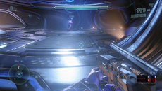 Halo 5's lighting is standout, but adds little to the gameplay itself. Many of the core mechanics hold over from previous Halo games intact, and technical advances are mostly applied to the visual layer over the top.