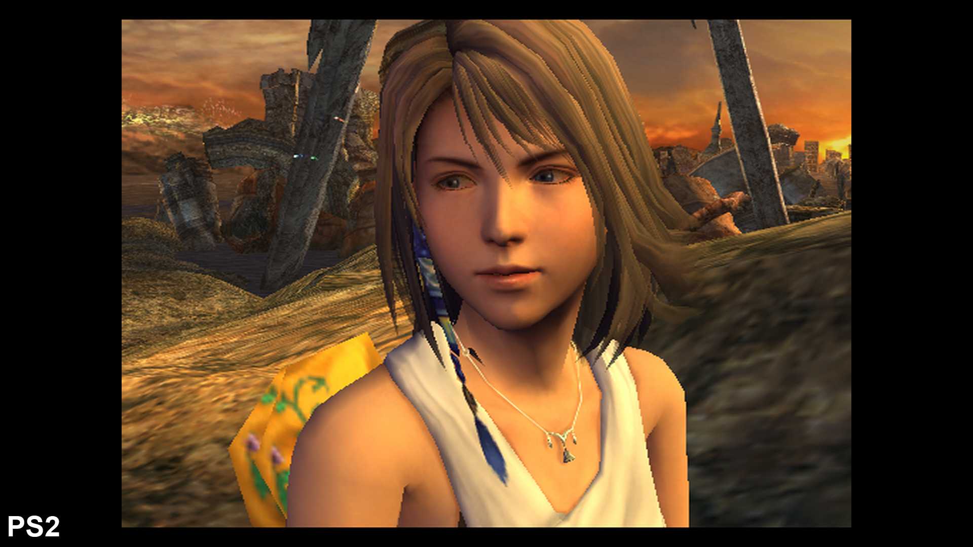 Final Fantasy X Sexy face-off: final fantasy x/x-2 remaster on ps4 • eurogamer