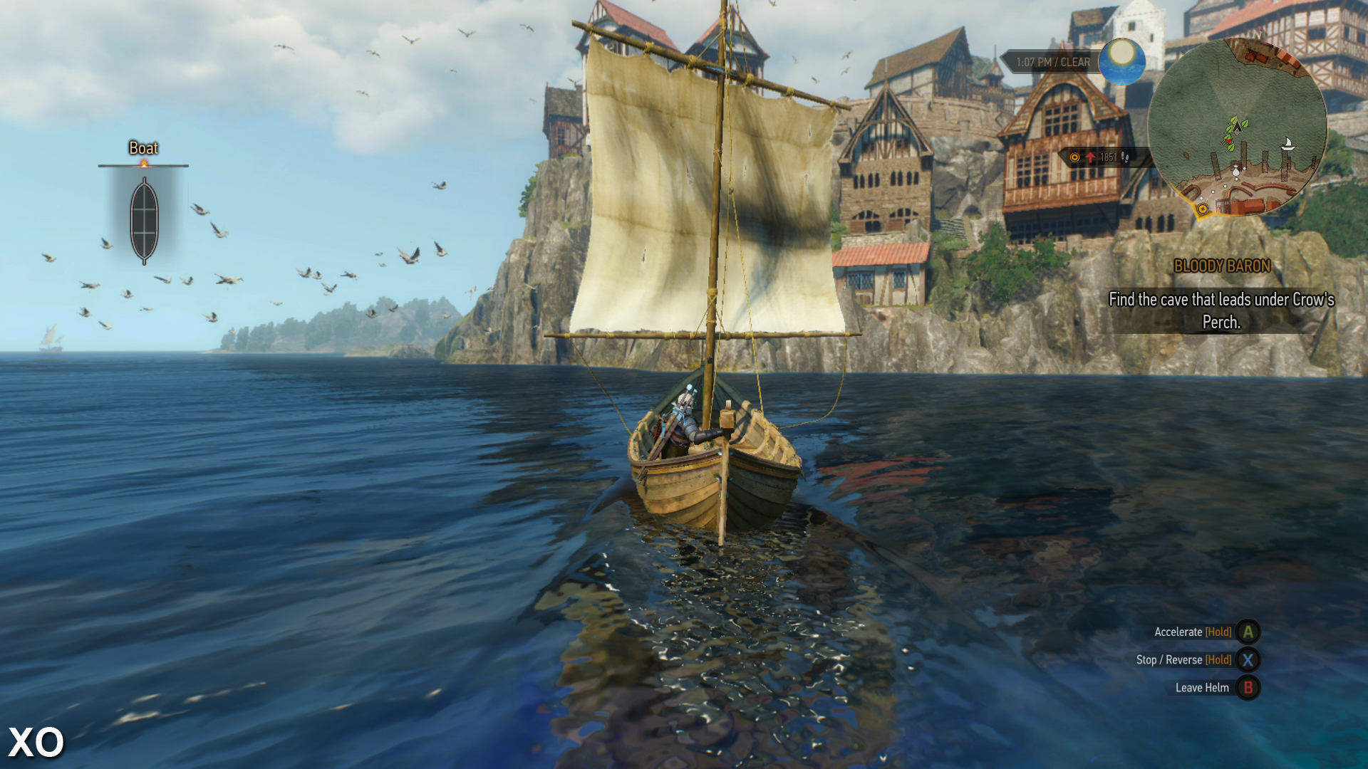 Face Off The Witcher 3 Wild Hunt Ships Tall Google Search Book Covers Diagrams Bloody This Allows For Water Simulation Meaning Boats Rock Dynamically Against Waves And Ripples Form Around Geralt As He