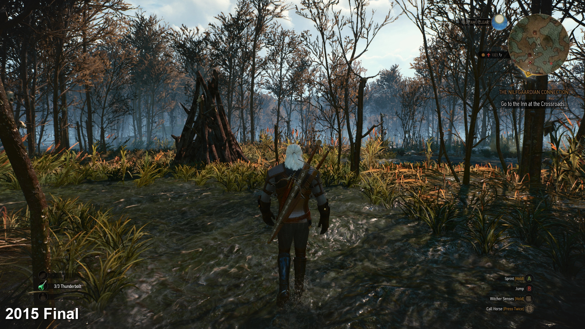 What can we learn from The Witcher 3