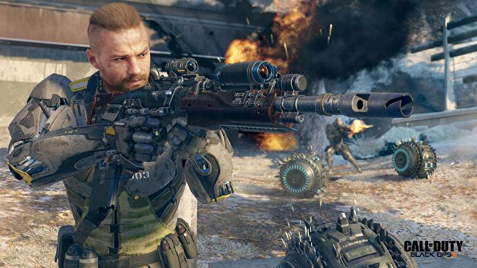 Call of Duty Black Ops 3 a