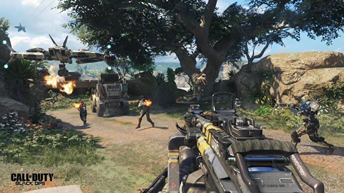 Call of Duty Black Ops 3 d