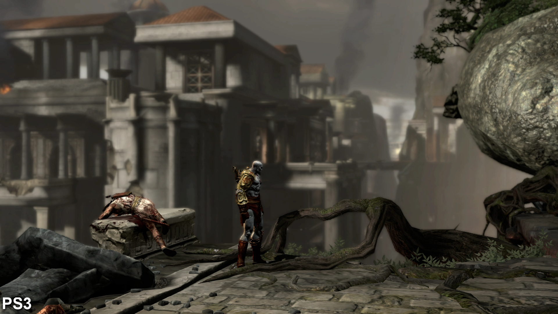 god of war 3 android gameplay