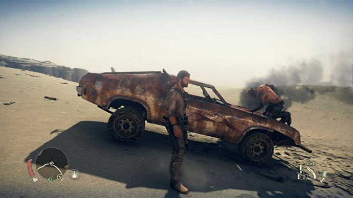 Mad Max review • Eurogamer net