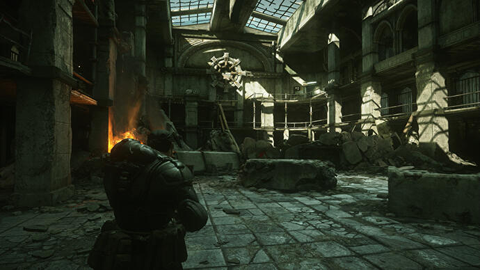 The making of Gears of War: Ultimate Edition • Eurogamer net
