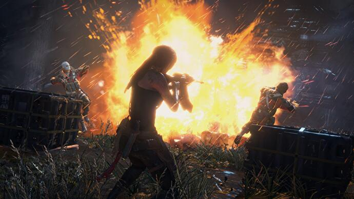 Rise of the Tomb Raider a