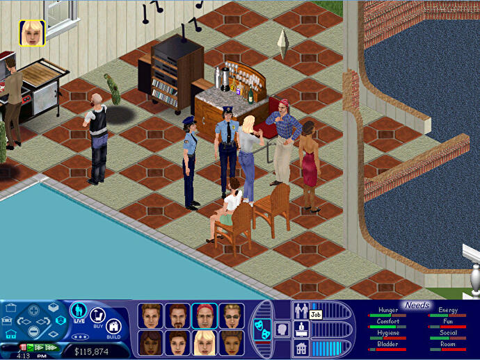 The Sims' social simulation is even more affecting now than