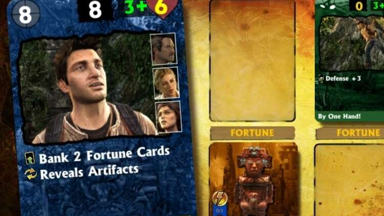 Uncharted Fight For Fortune Review Eurogamer Net