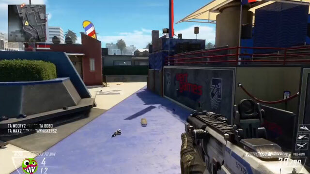 Black Ops II Maps Grind, Hydro, Downhill, Mirage Revealed